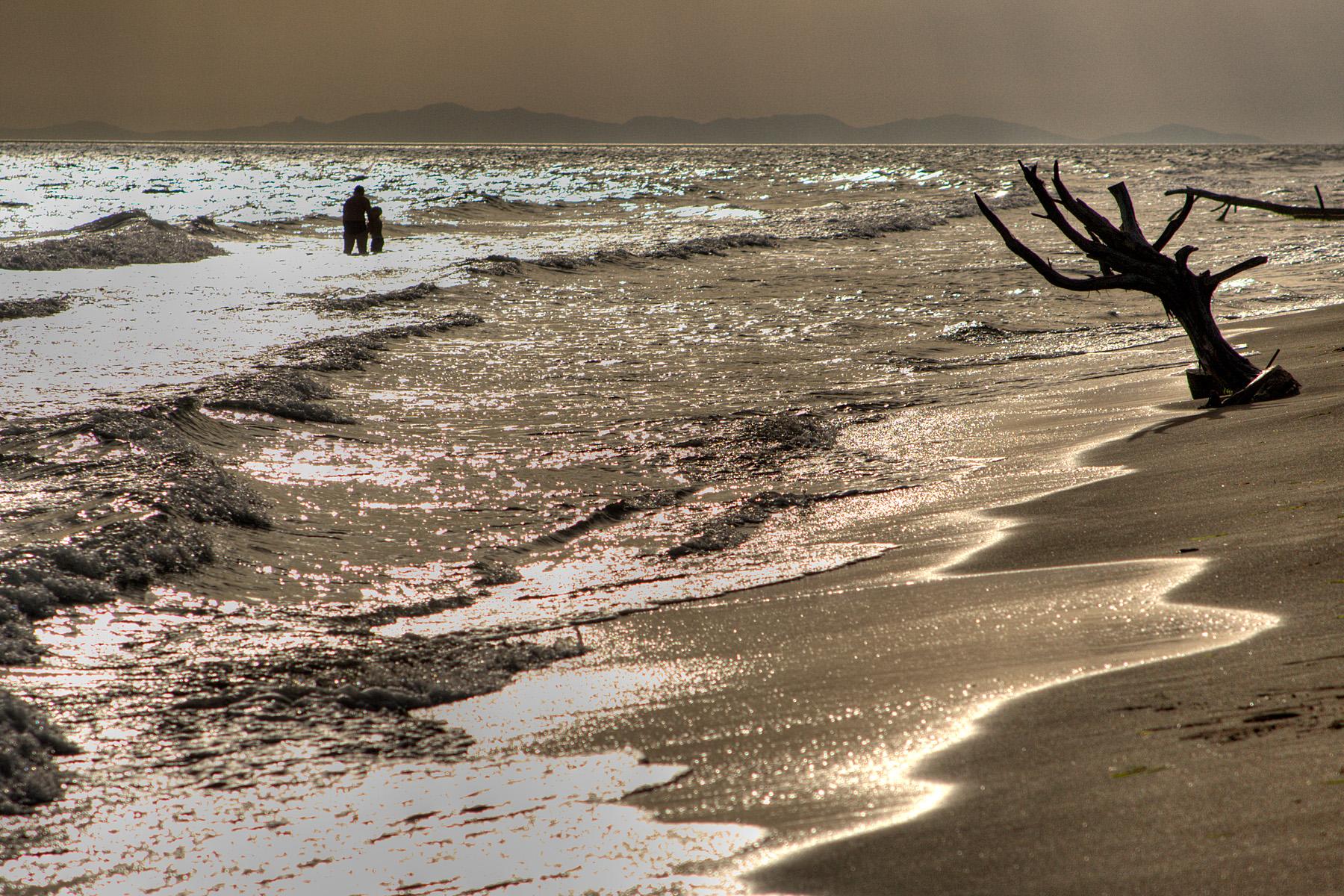 Tramonto sulla spiaggia.jpeg