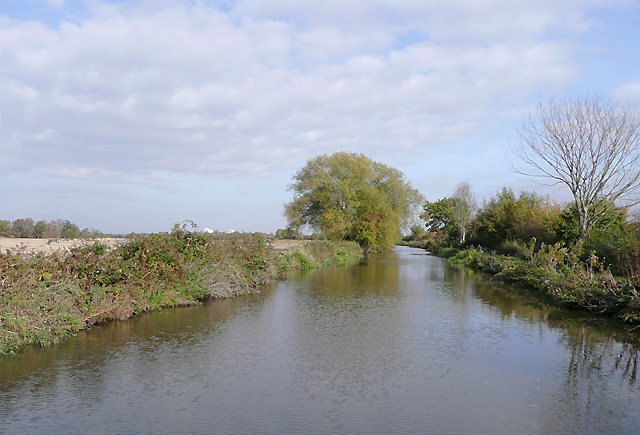 Trent and Mersey Canal near Aston-on-Trent, Derbyshire - geograph.org.uk - 1615107