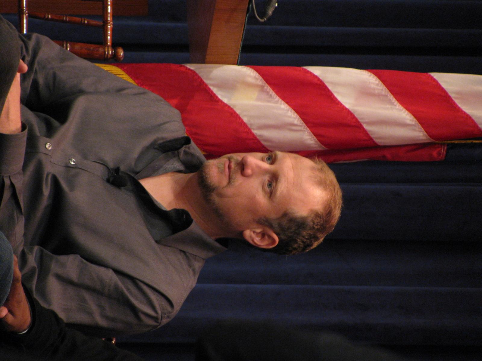 Image of Trevor Paglen from Wikidata