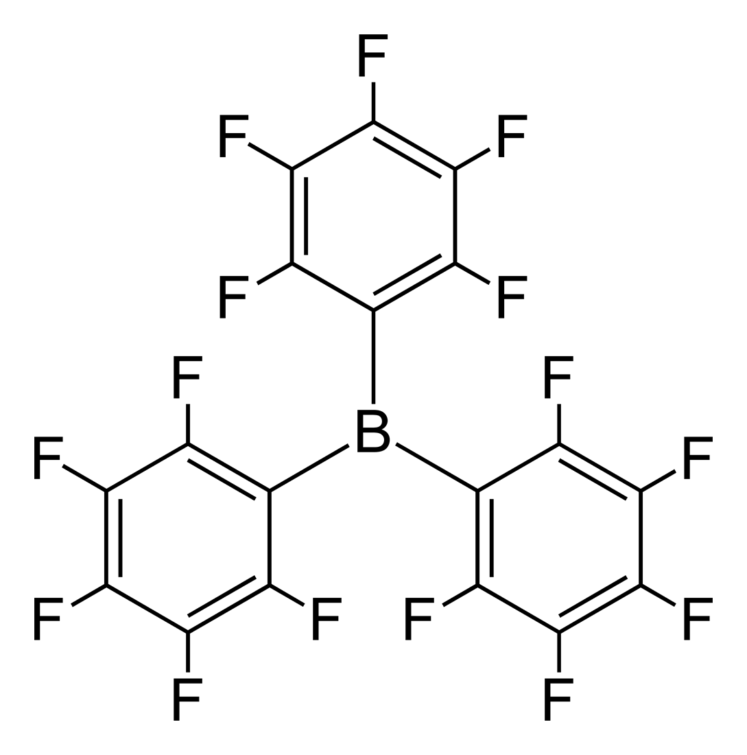 tris pentafluorophenyl borane