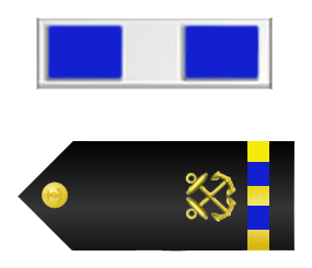 English: US Navy Chief Warrant Officer 3 insignia