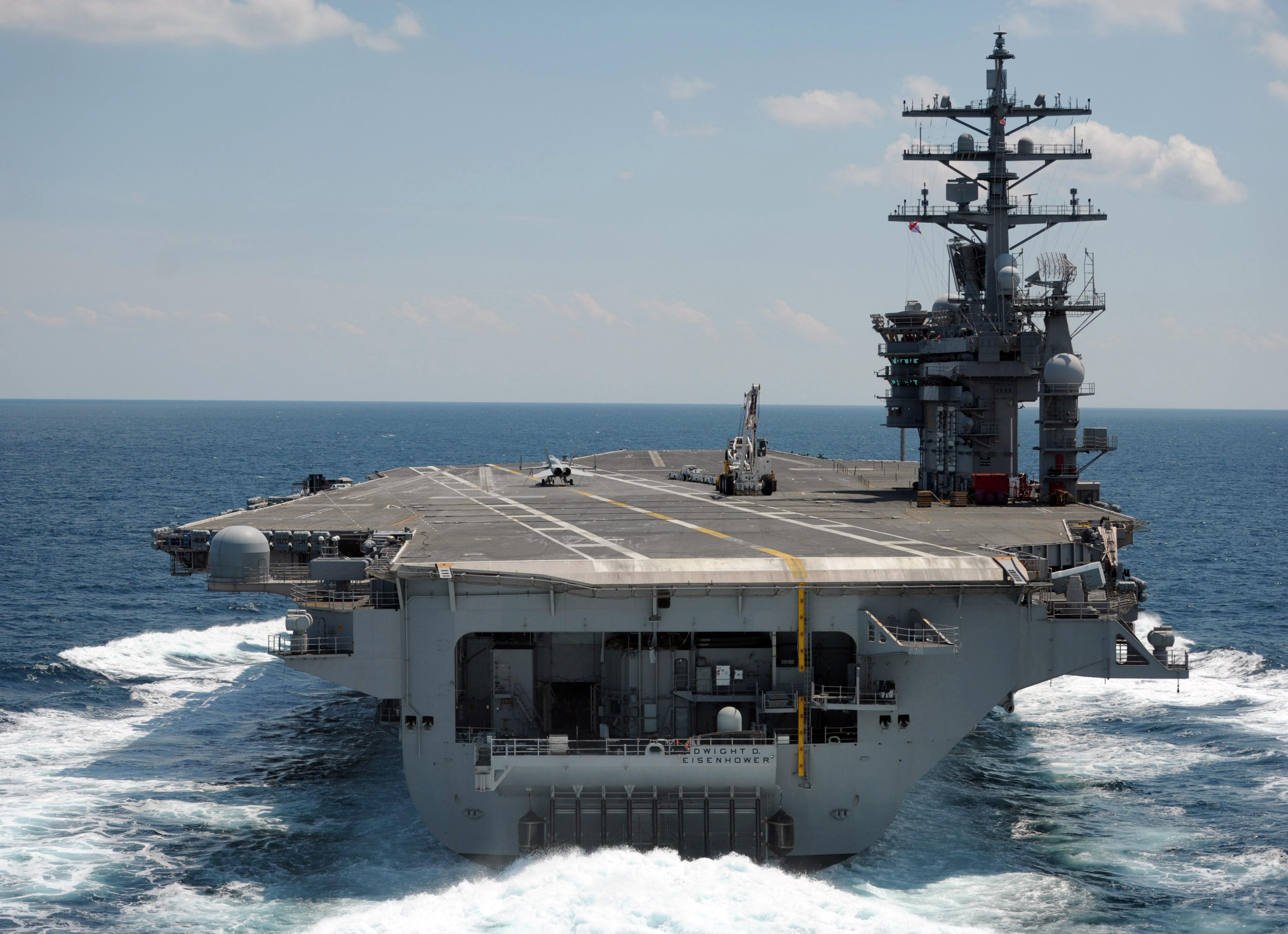 File:US Navy 110614-N-XZ912-453 The Nimitz-class aircraft carrier USS ...