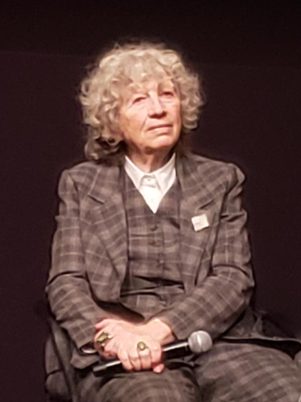 Image of Ulrike Ottinger from Wikidata