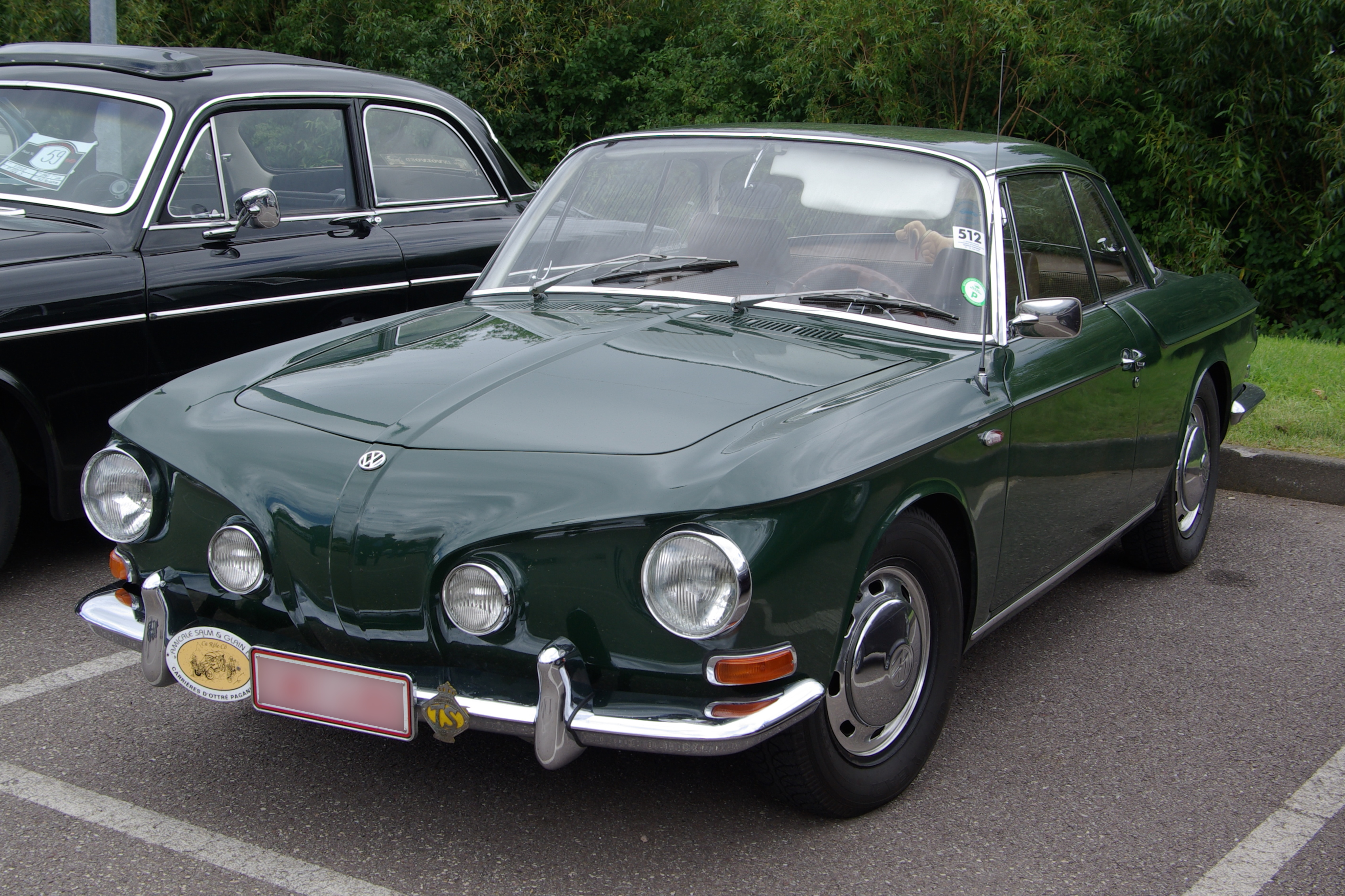 Vintage VW: Karmann Ghia Gallery