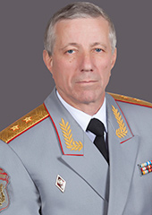 Valery Khalilov Military director and musician