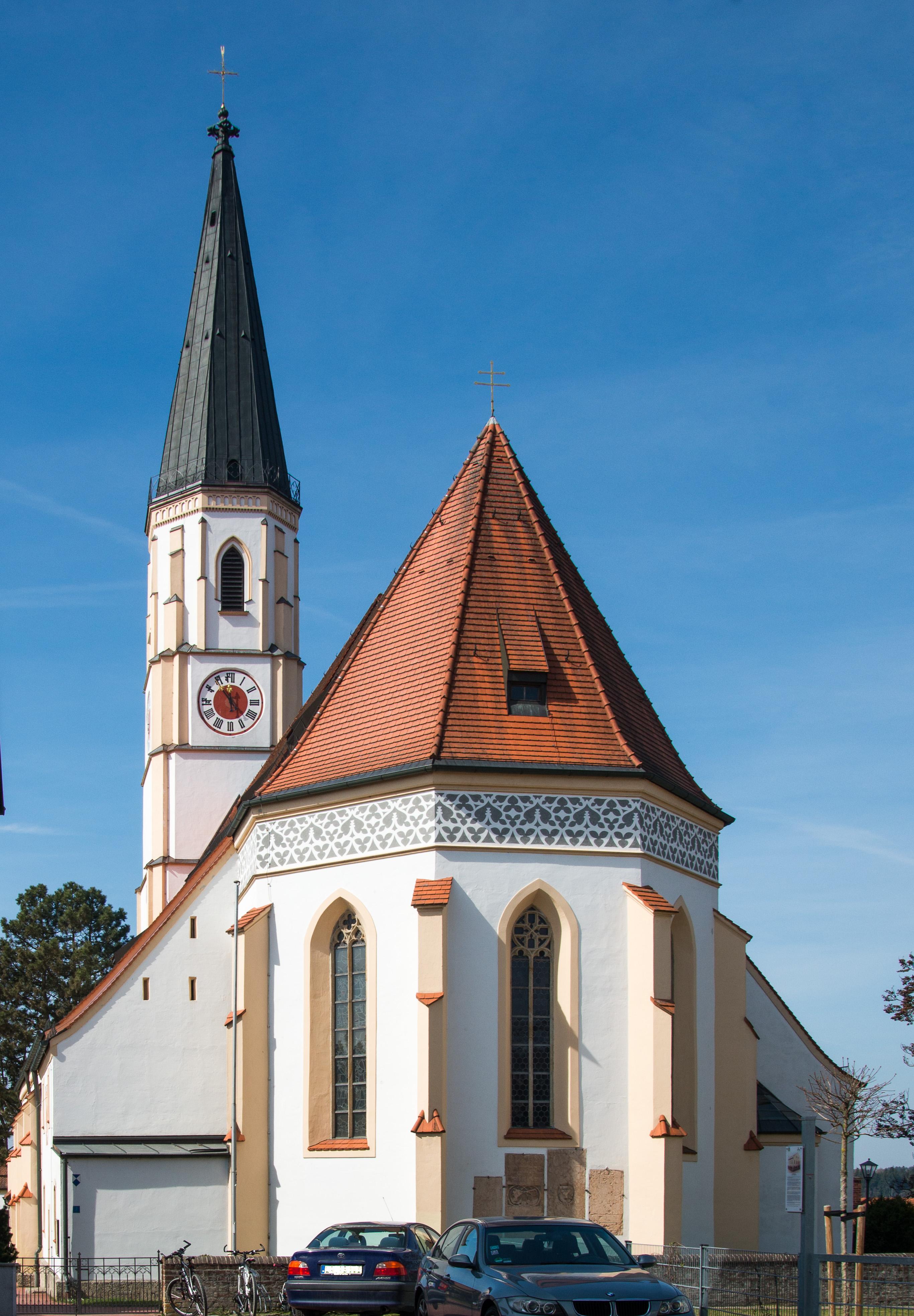 St. Peter (Velden) – Wikipedia