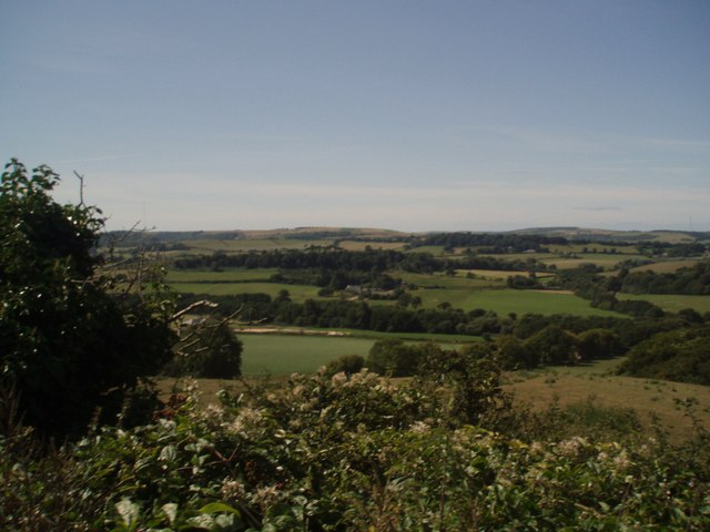 View from Bembridge Trail - geograph.org.uk - 1453660