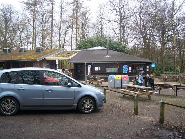 Visitor Centre in Trosley Country Park - geograph.org.uk - 1177095