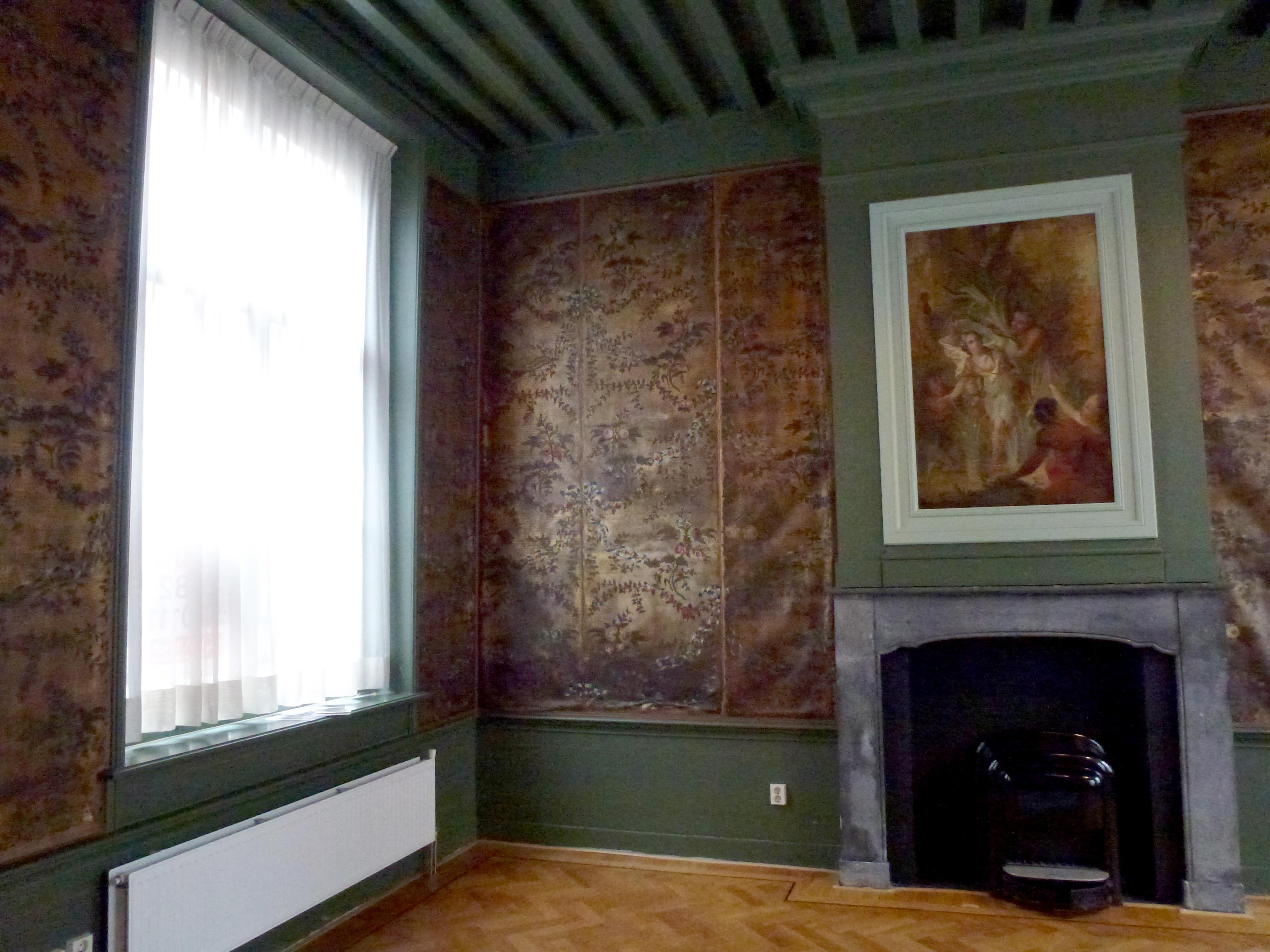 File:Voormalig Cellebroedersklooster, Groeneweg in Gouda. Interieur ...