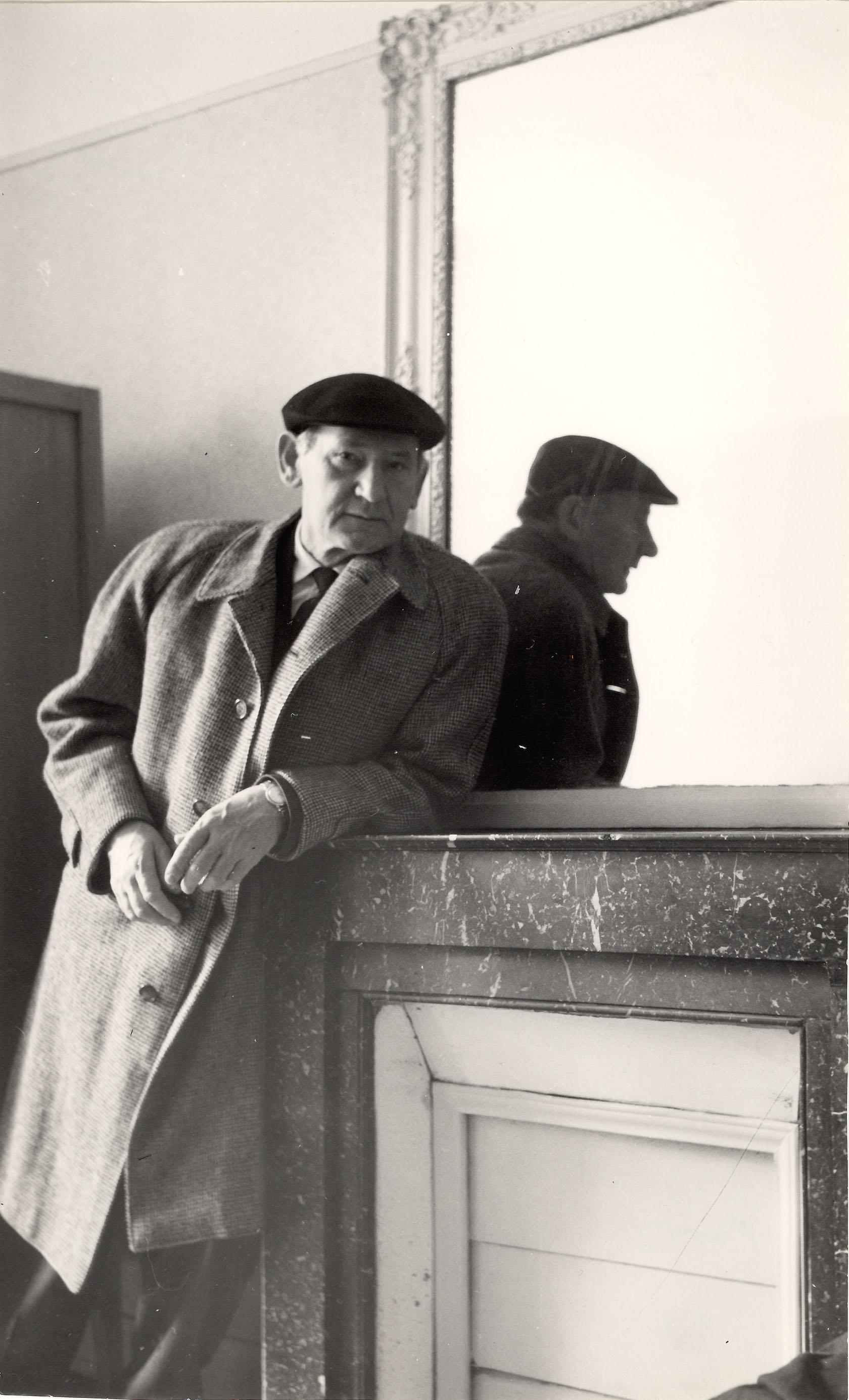 Image of Anton Stankowski from Wikidata