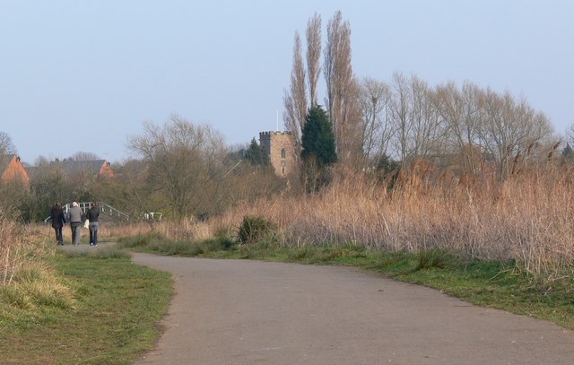 Watermead Country Park. - geograph.org.uk - 377509