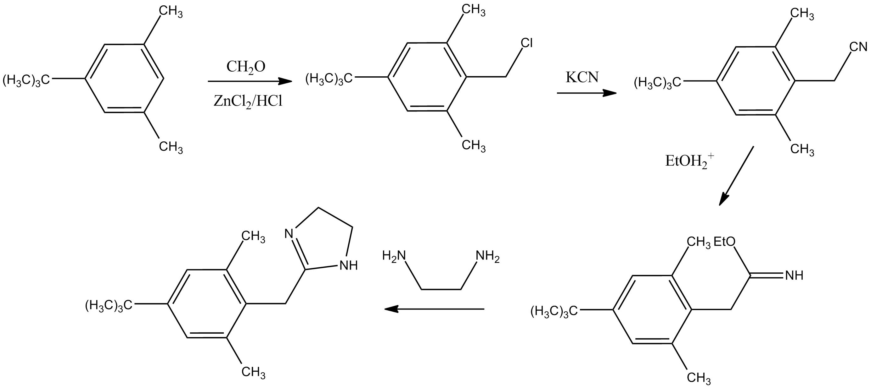 Ксилиометазолин фото