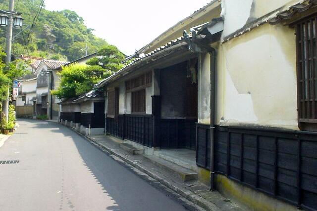 Yunotsu in Ohda Shimane pref