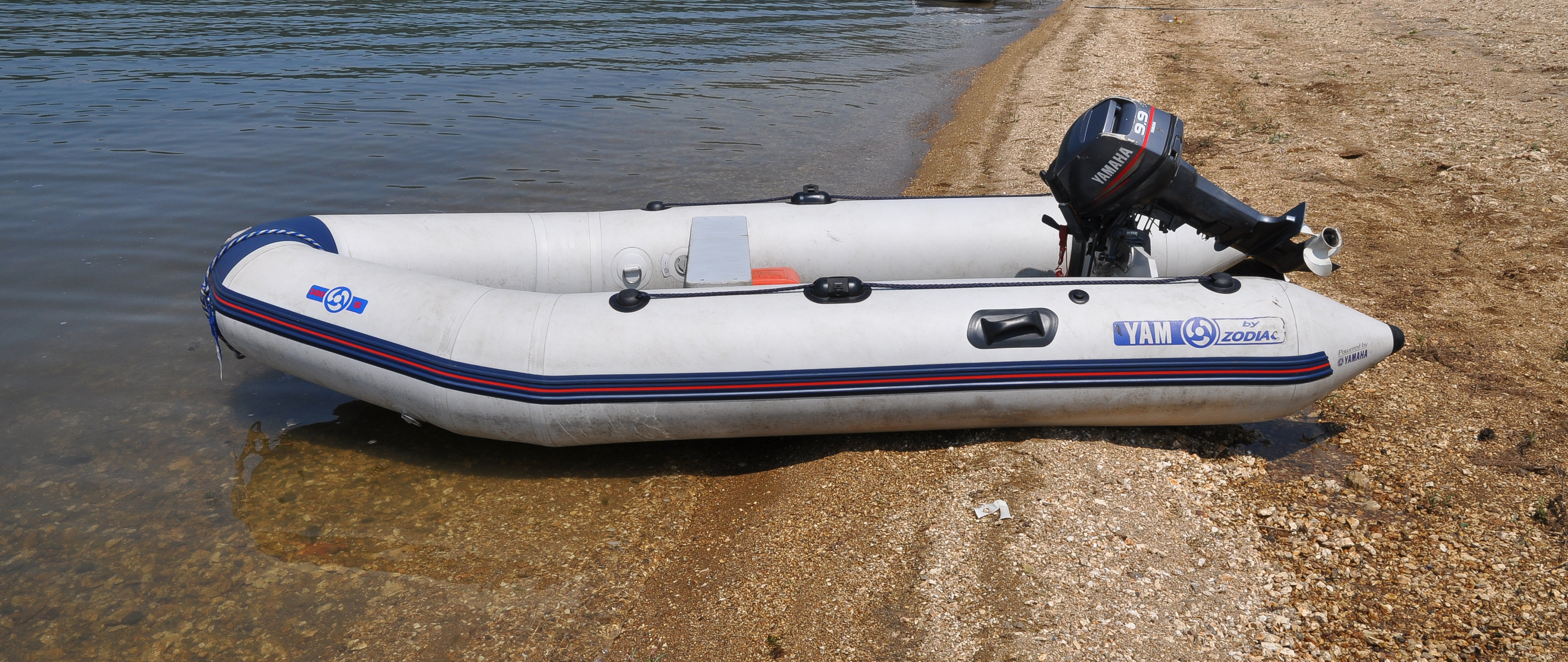 Zodiac inflatable boats for sale used