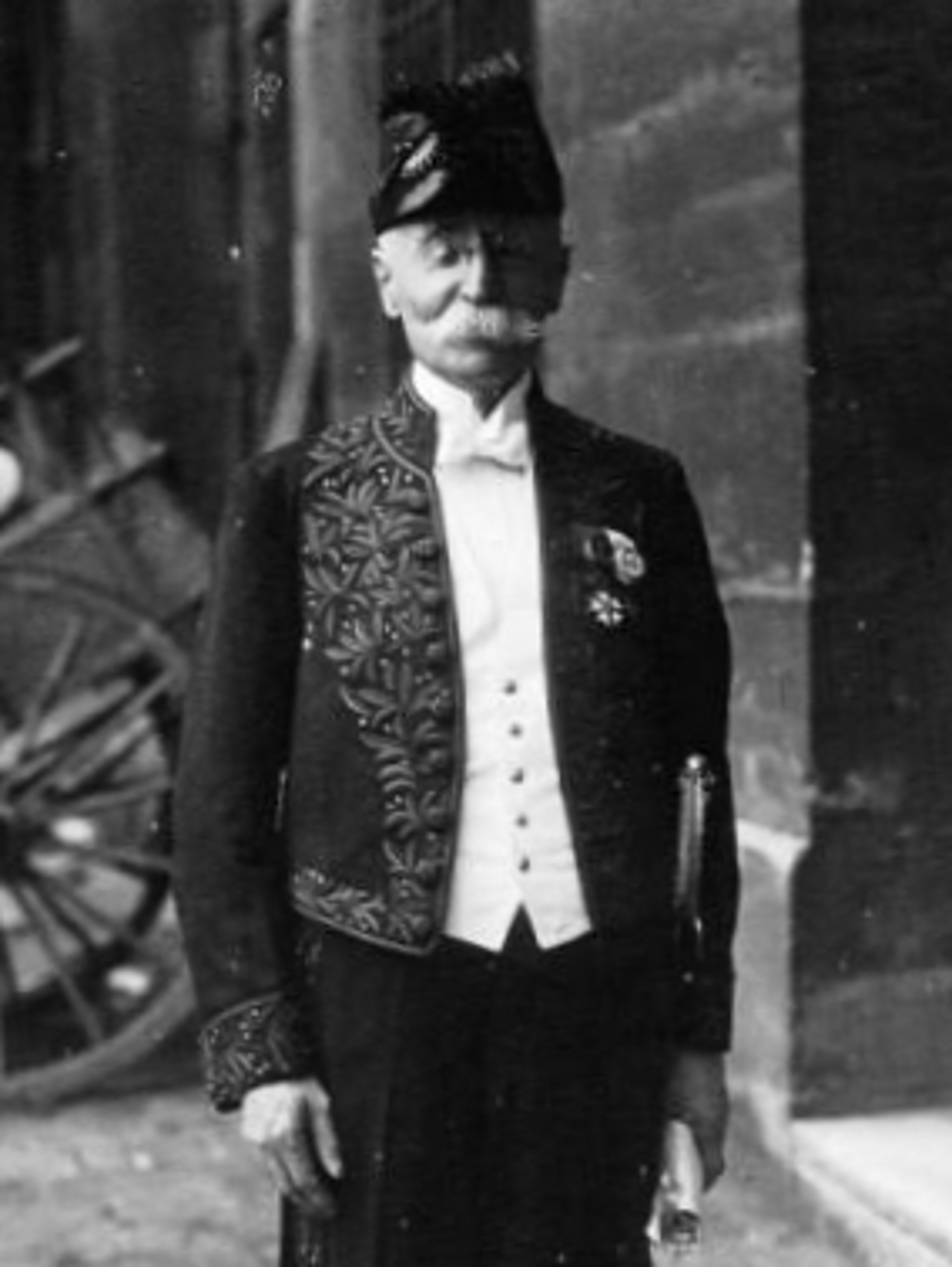 Émile Mâle 1928
