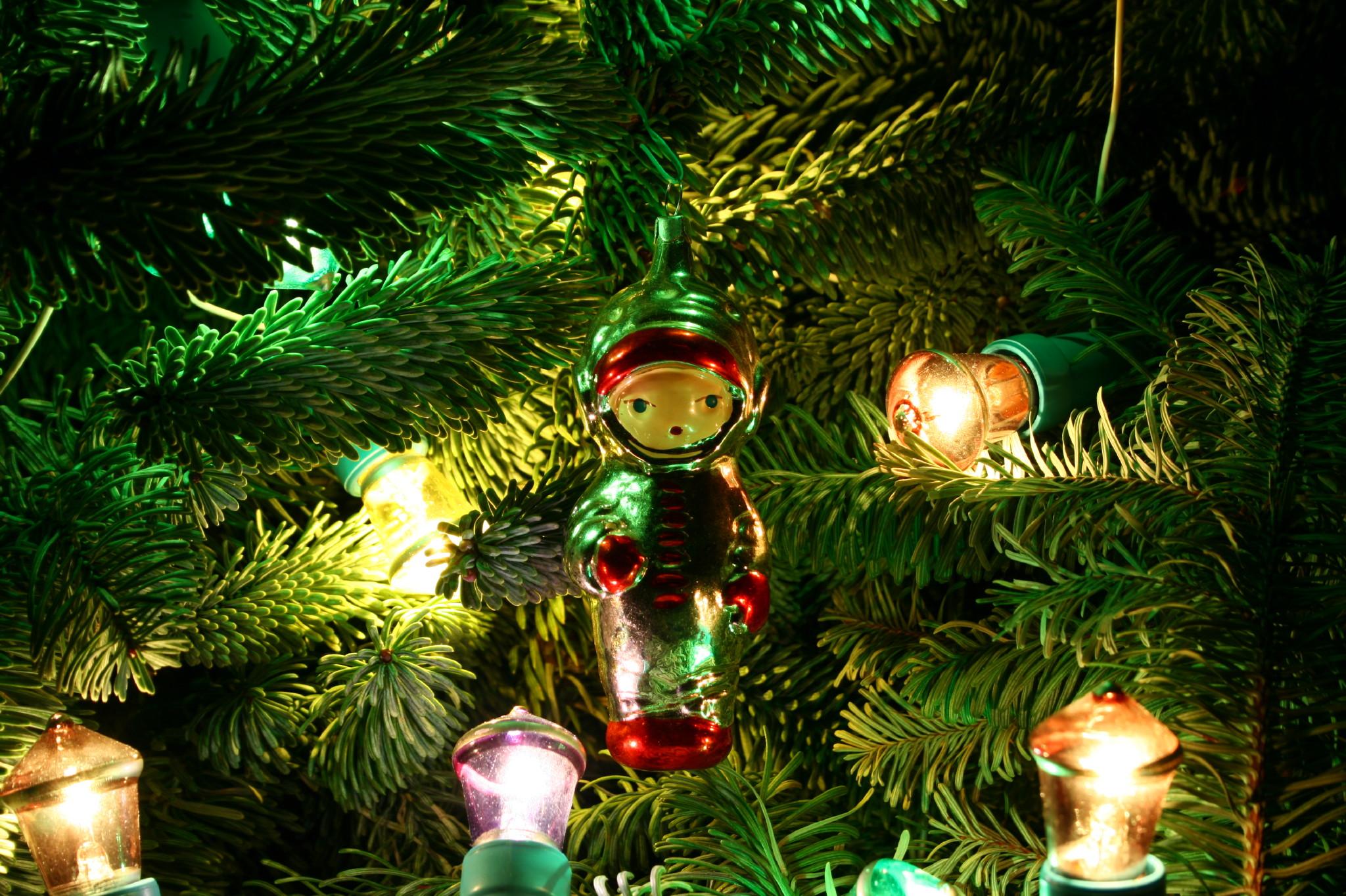 Новый год украшения елка игрушки