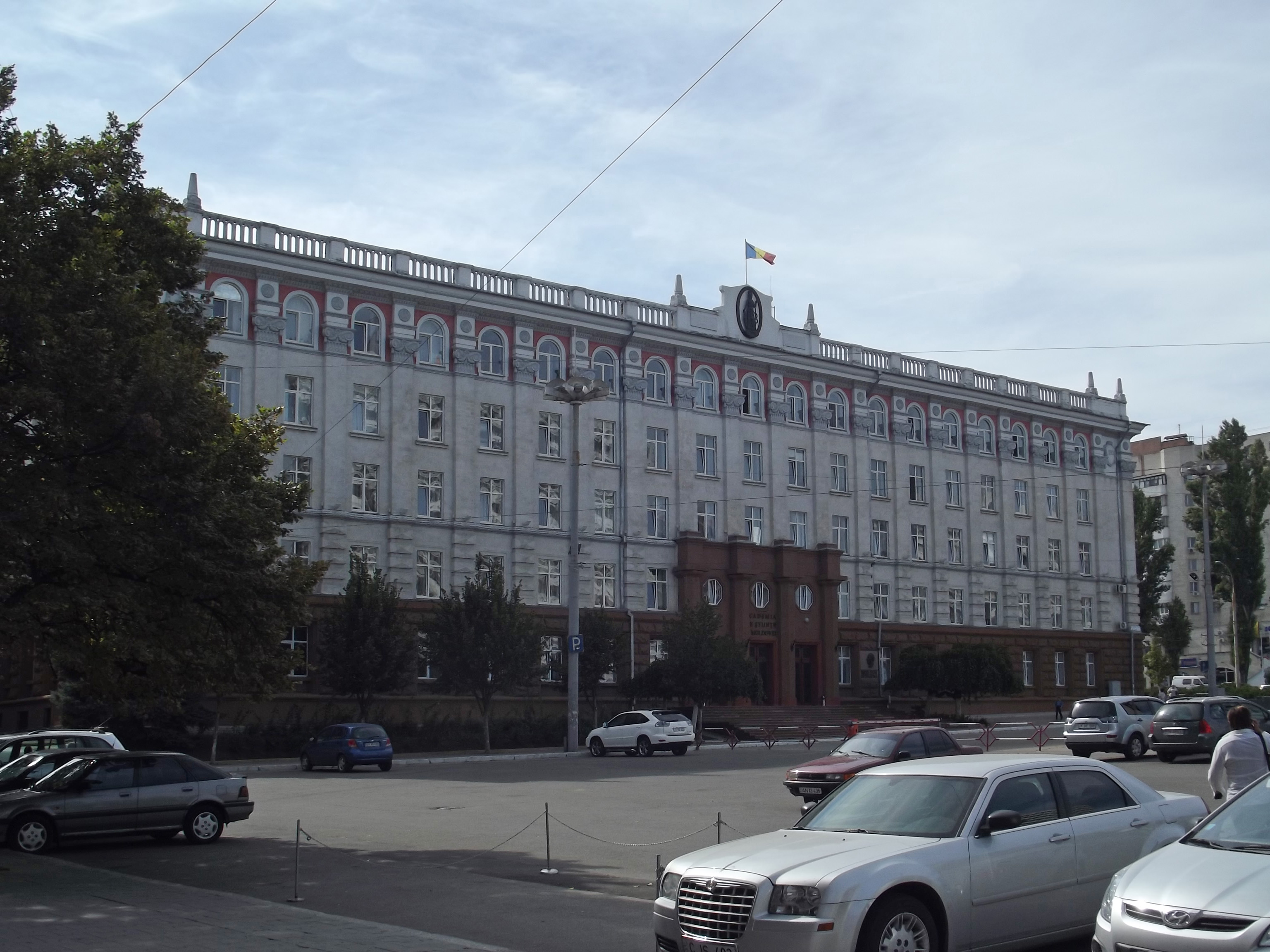 Файл:Кишинёв. Здание Академии Наук..JPG