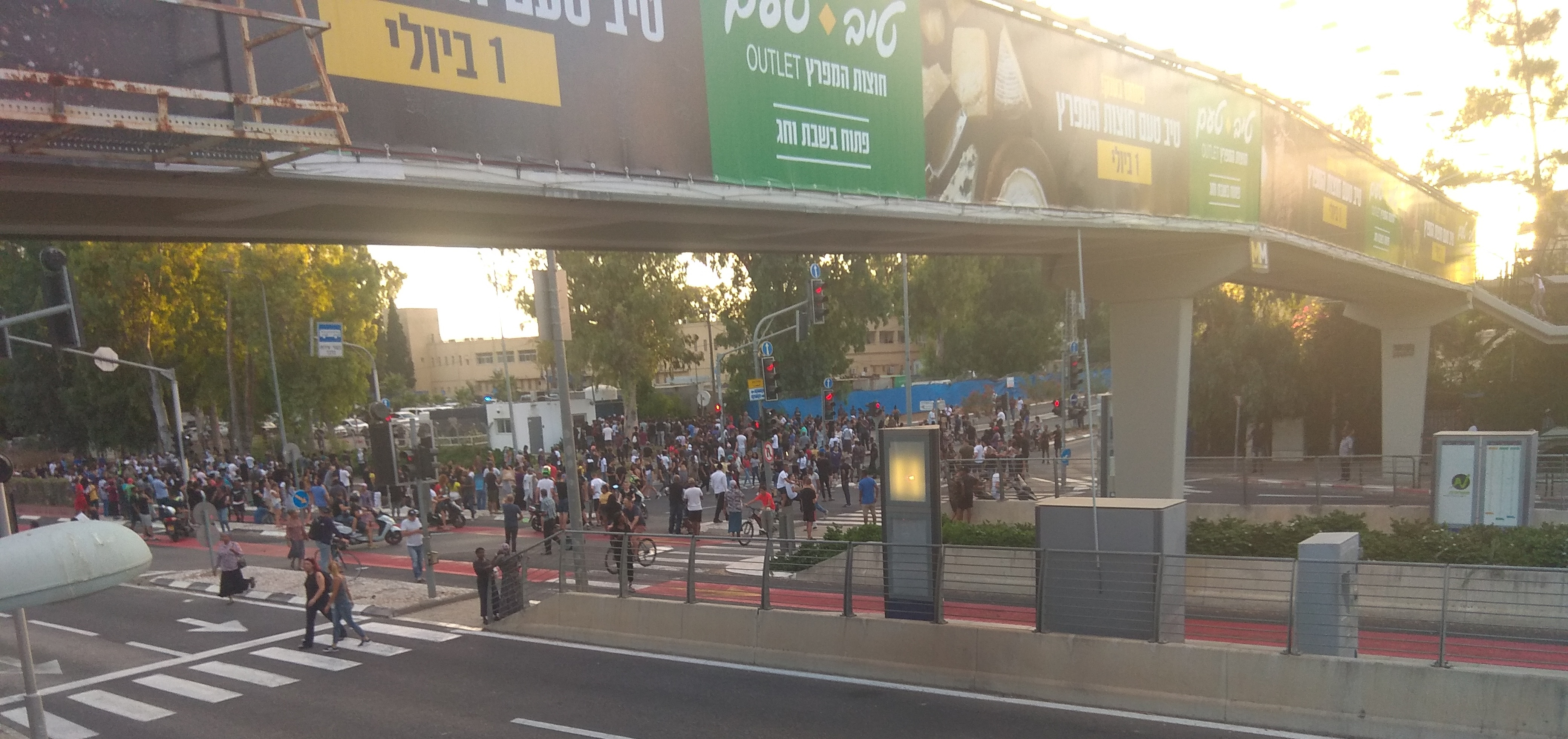July 2019 Ethiopian Jews protest in Israel - Wikipedia