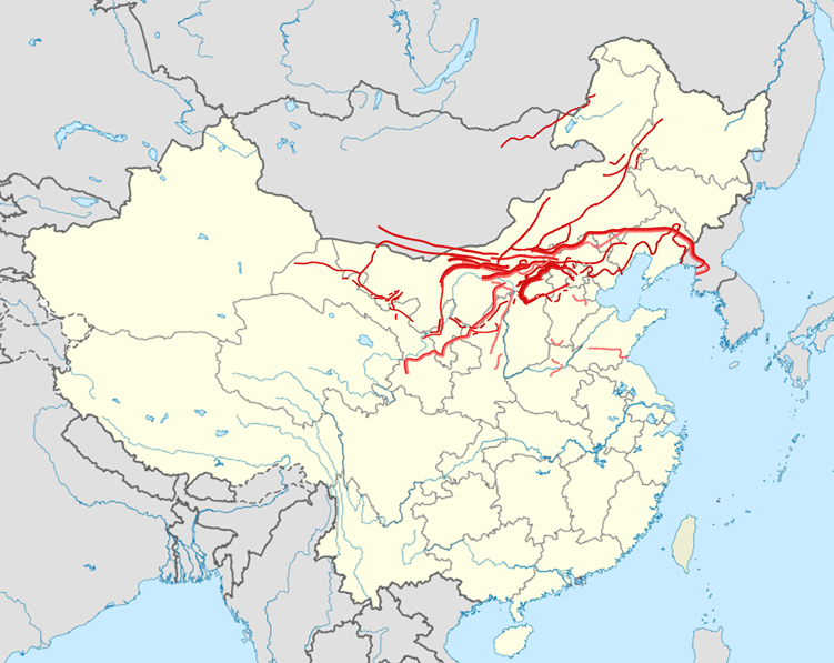Great Wall Of China Travel Guide At Wikivoyage