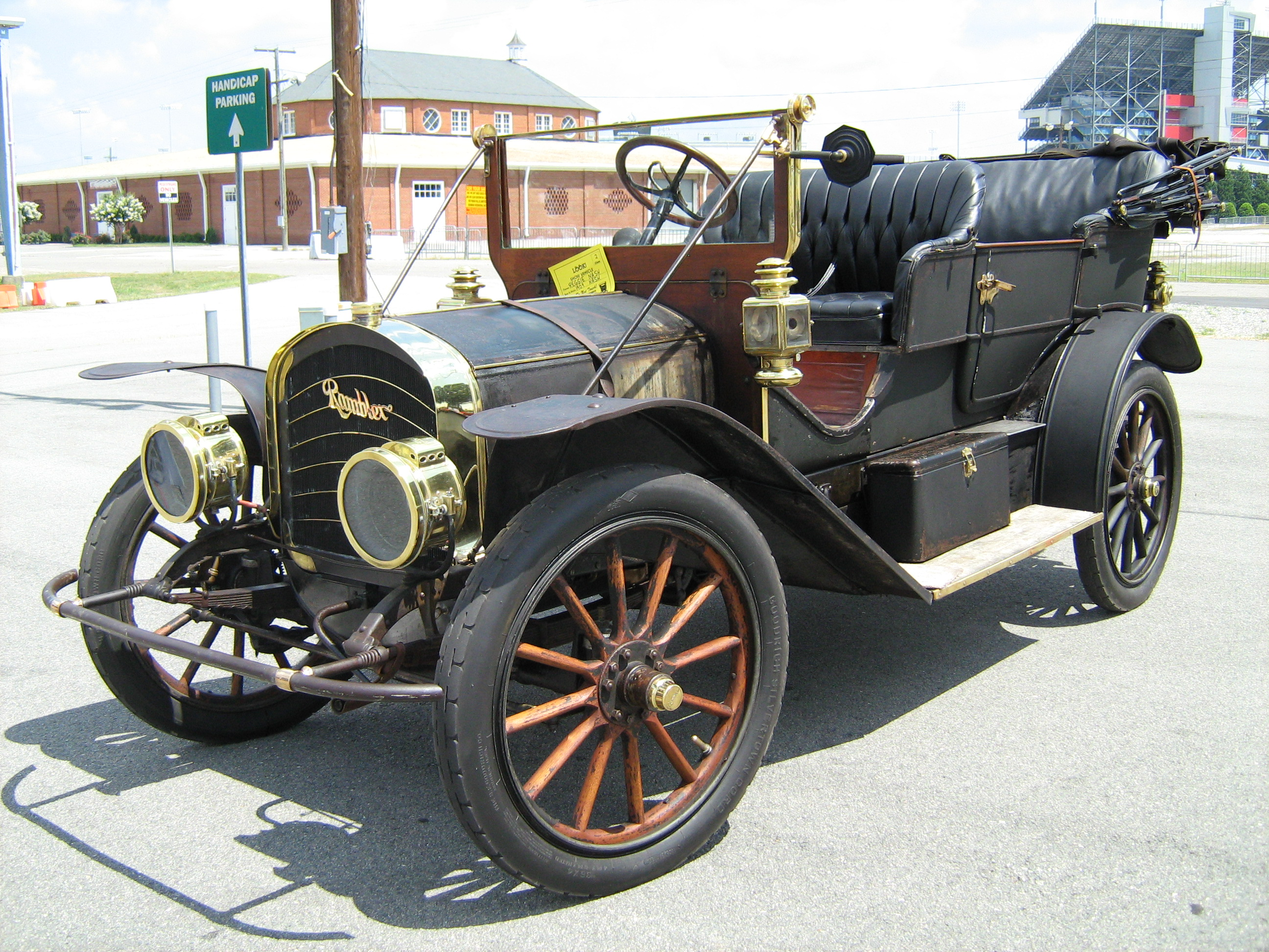 Richmond Aaca Car Show