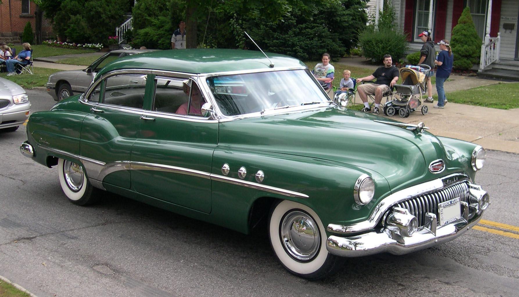 File 1951 buick eight sedan jpg wikipedia for 1951 buick special 4 door