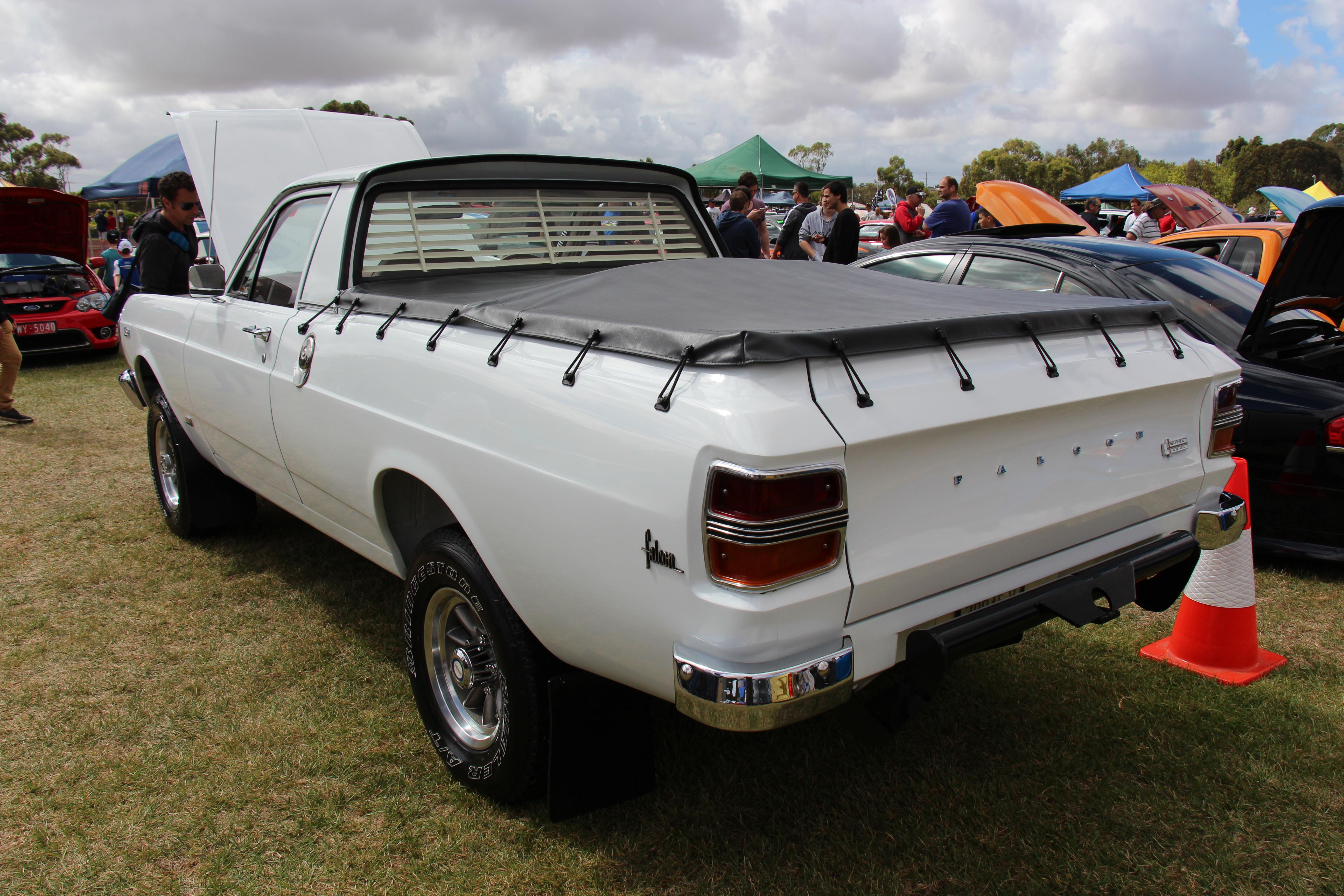 File 1972 Ford Falcon XY 4X4 Utility  13040992875