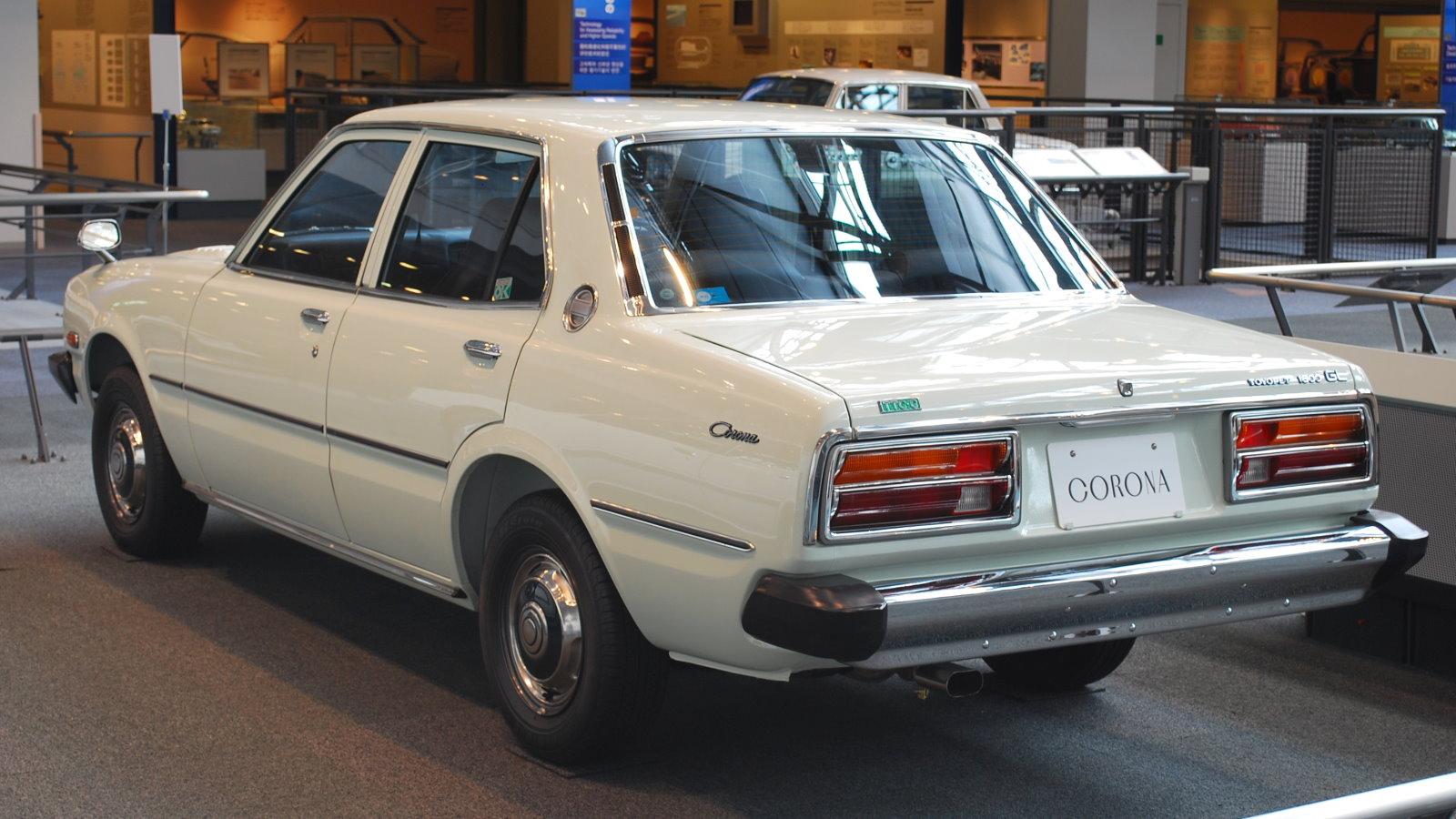 トヨタ・コロナの画像 p1_34