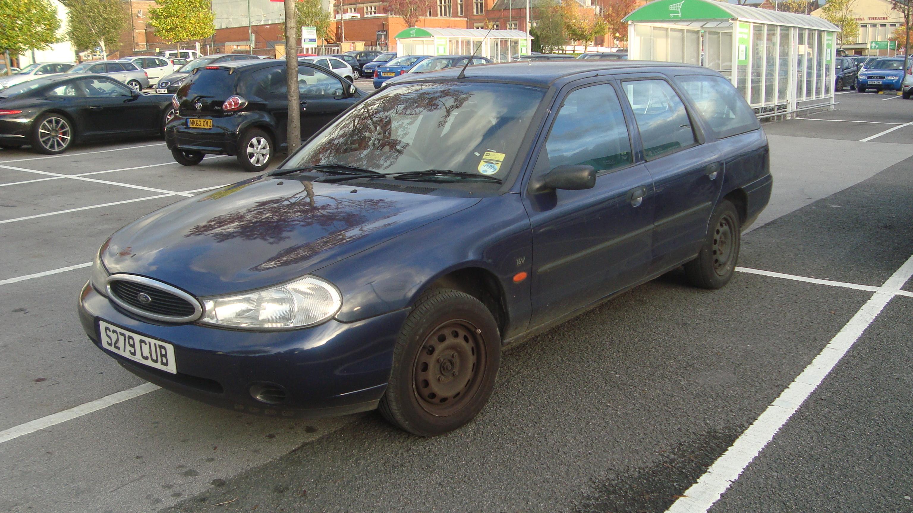 форд 1998 фото