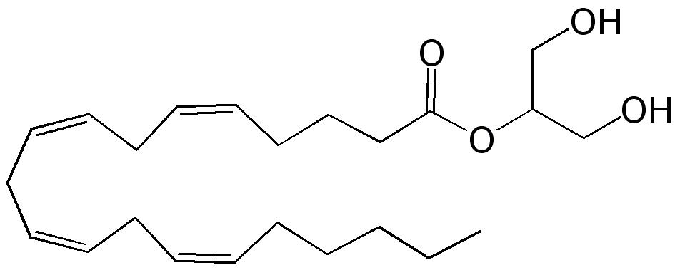 Αποτέλεσμα εικόνας για 2-arachidonoylglycerol