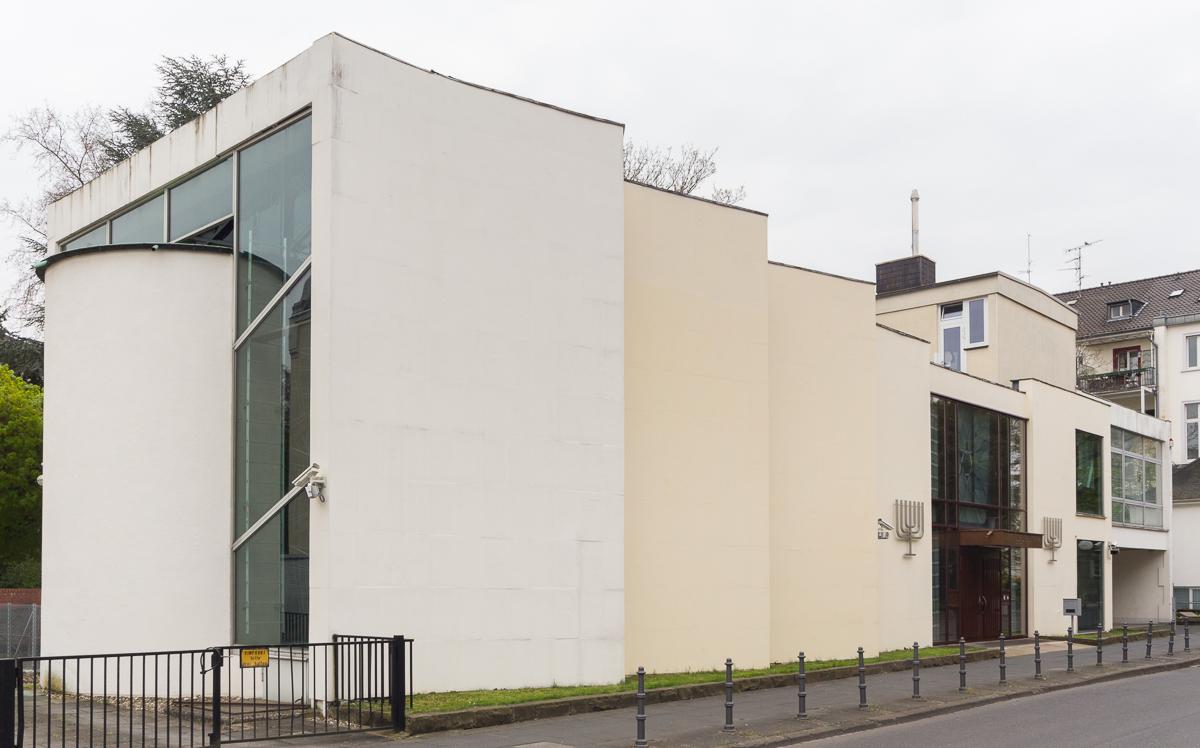 2013-04-21 Synagoge, Tempelstraße 2–4, Bonn IMG 0172.jpg