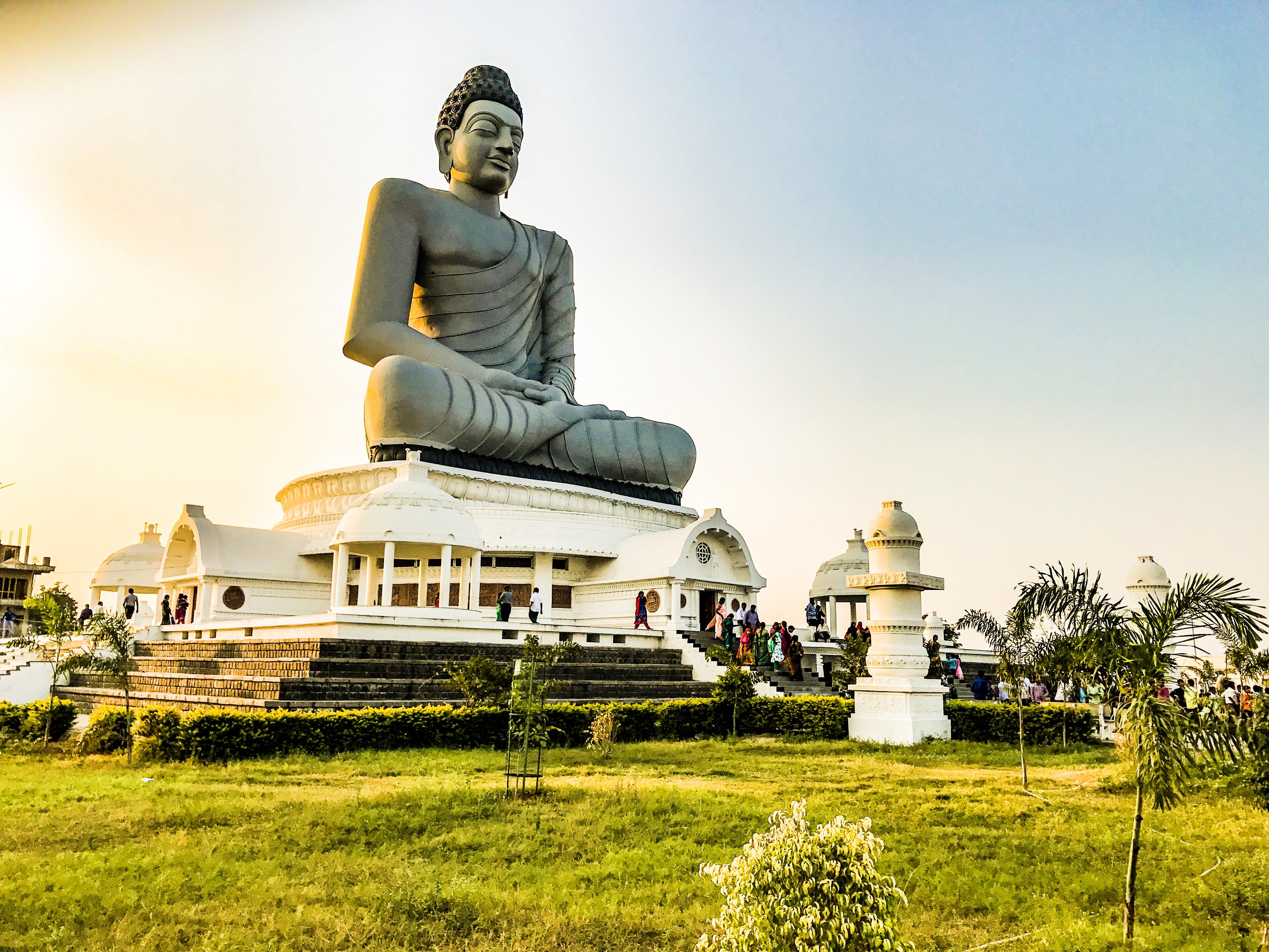 Image result for Dhyana Buddha Statue – 38.1 amaravathi