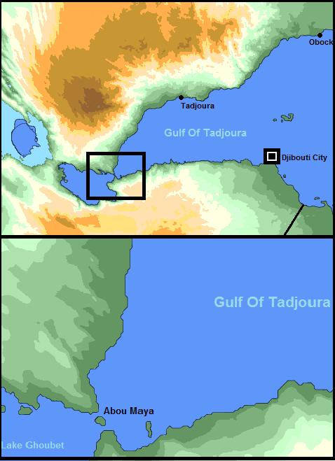 Abou Maya Island
