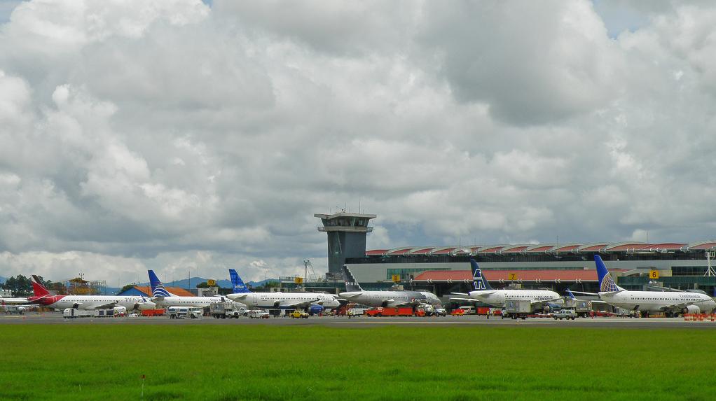 Juan Santamaria International Airport National Car Rentals Review