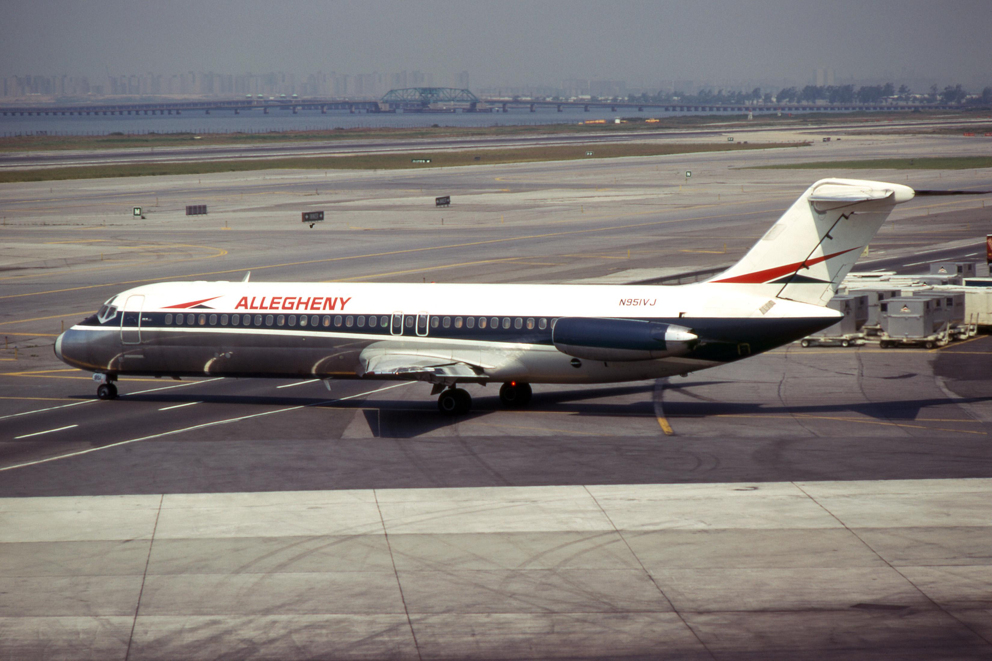 América Fora do Radar: US Airways