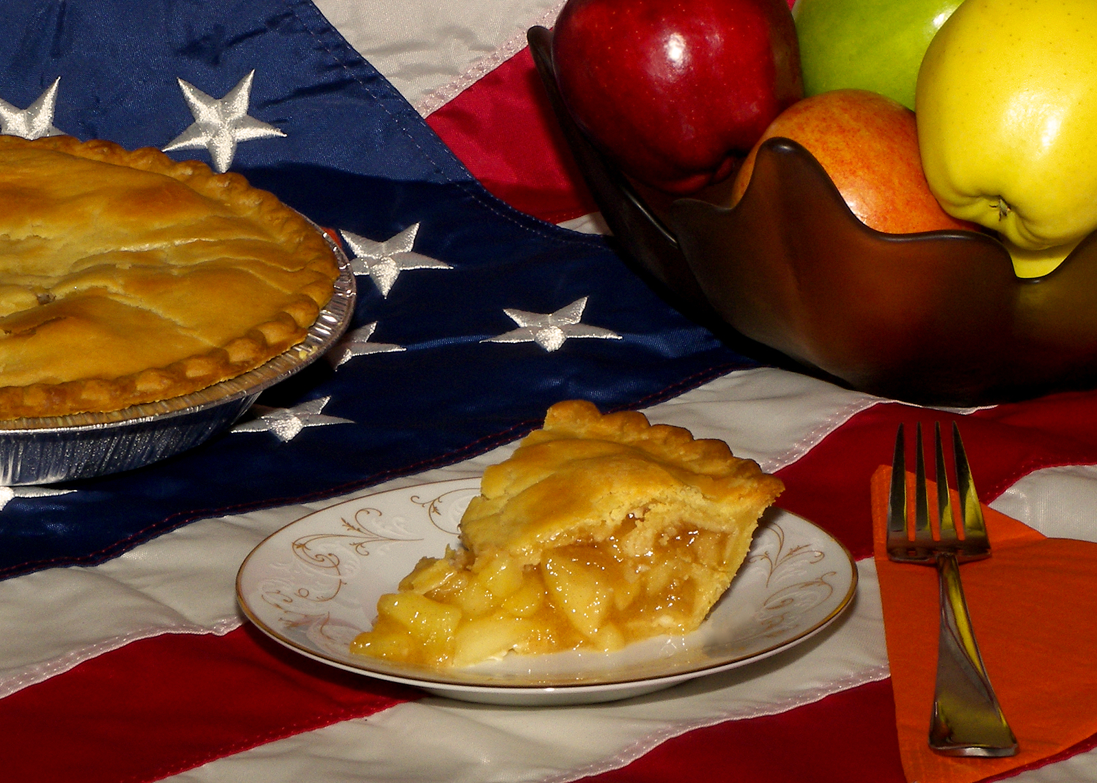 File:American apple pie.jpg - Wikimedia Commons
