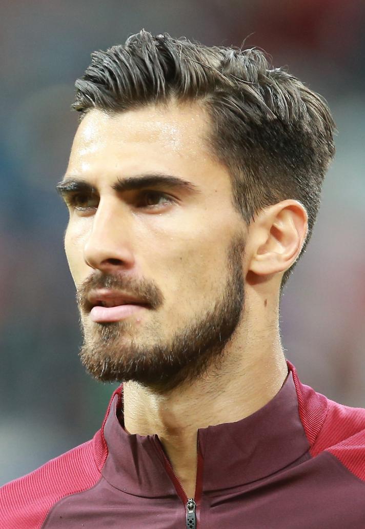 Андре гомеш википедия футболист