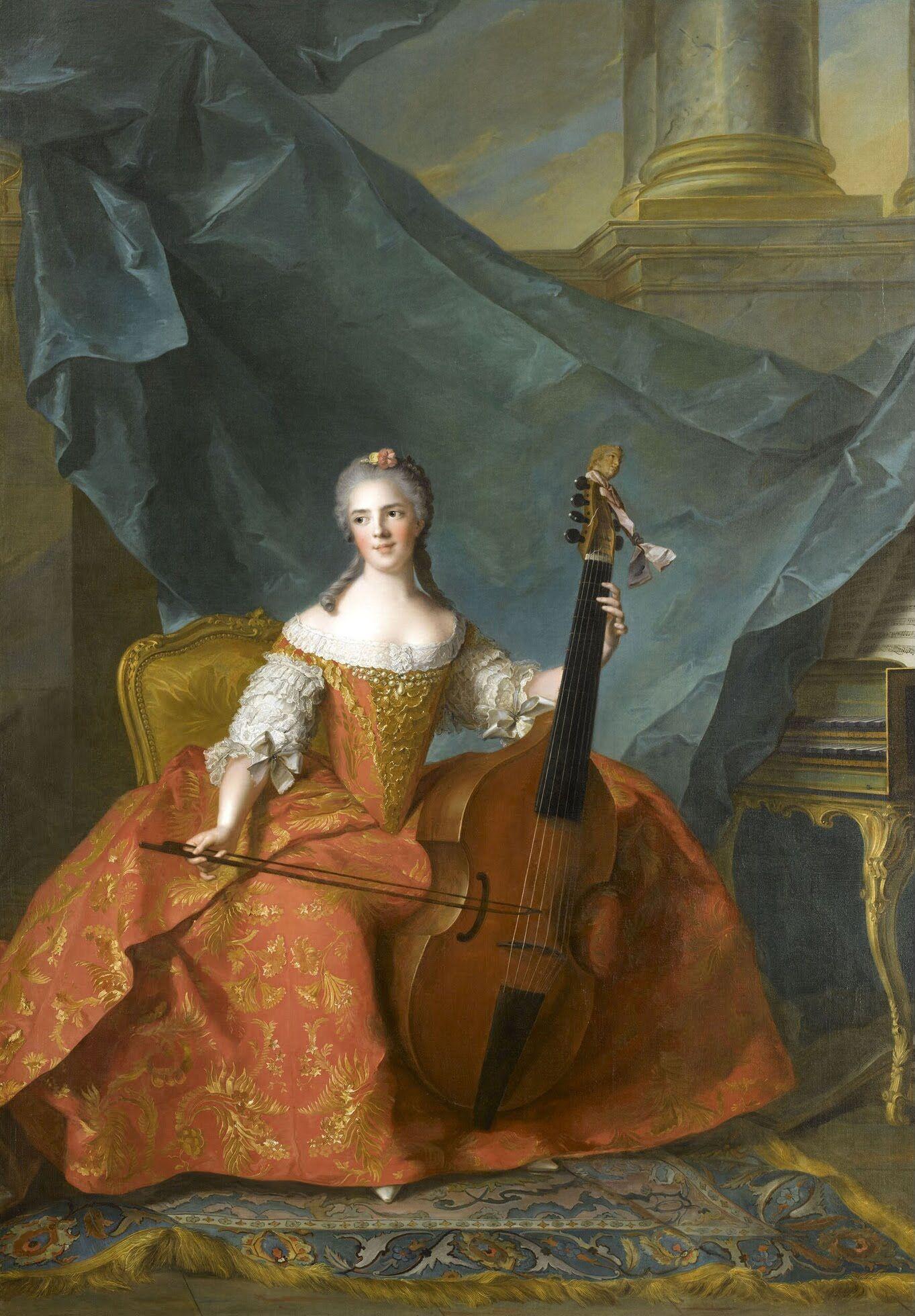 le violoncelle Anne_Henriette_de_France