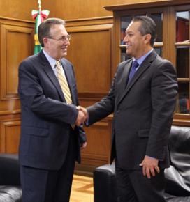 Francisco Blake Mora Mexican politician