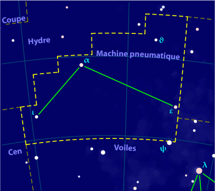 Fichier:Antlia constellation map-fr.png