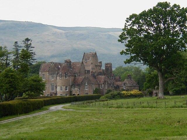 Ardkinglas House