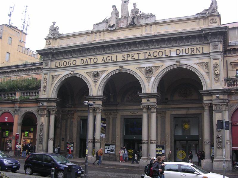 Teatro Arena del Sole - Wikipedia, la enciclopedia libre
