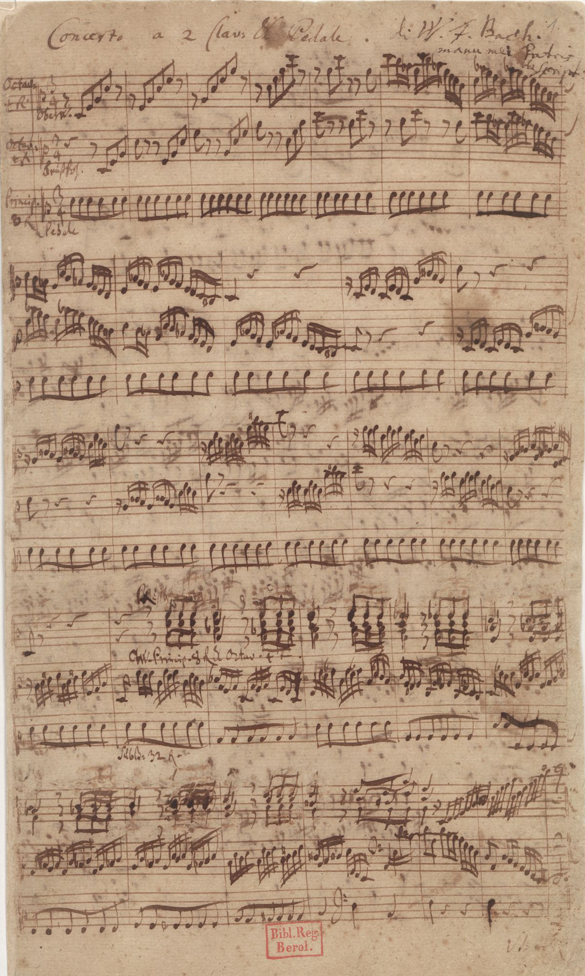 Weimar concerto transcriptions (Bach) - Wikipedia