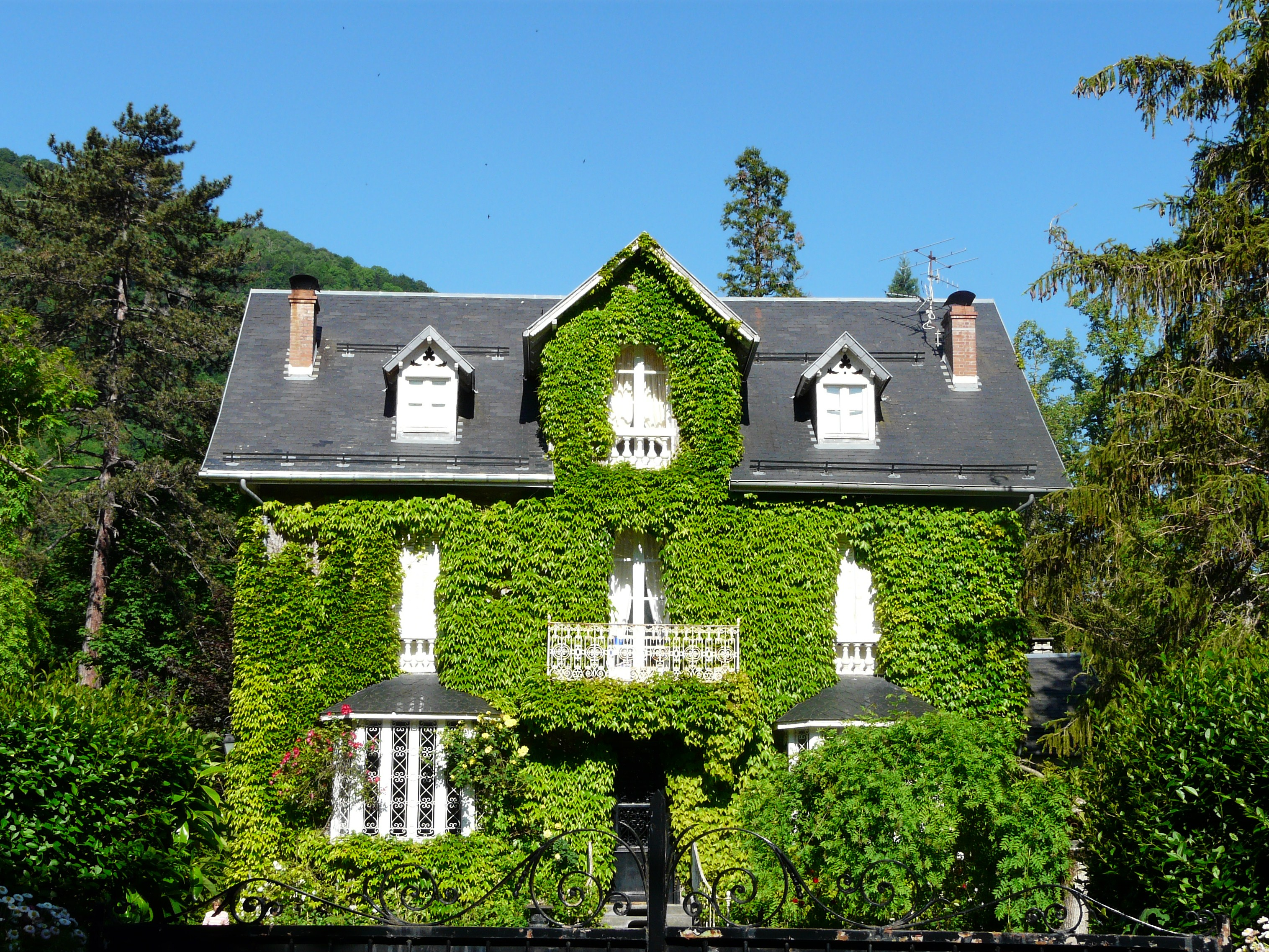file bagn res de luchon maison verte bd gorsse jpg wikimedia commons. Black Bedroom Furniture Sets. Home Design Ideas