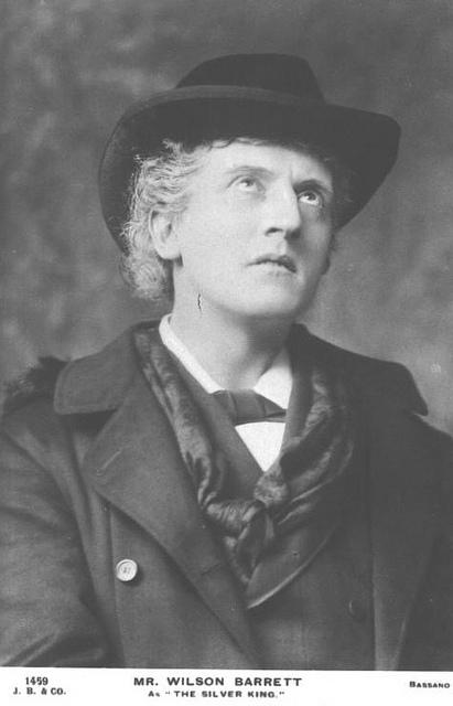 Wilson Barrett