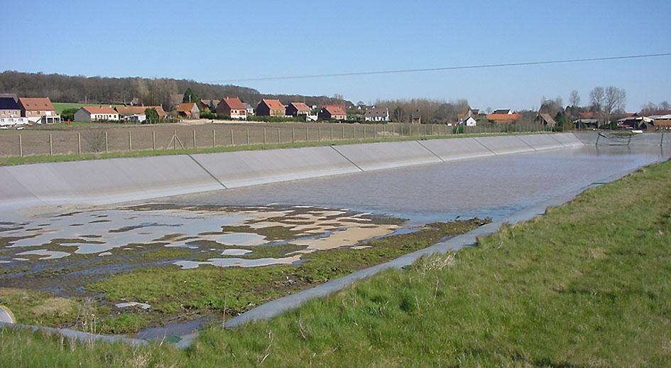 Bassin De Rétention Des Eaux Pluviales Wikipédia