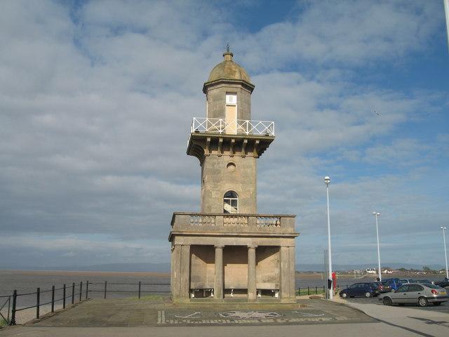 Beach Lighthouse, Fleetwood - geograph.org.uk - 429360