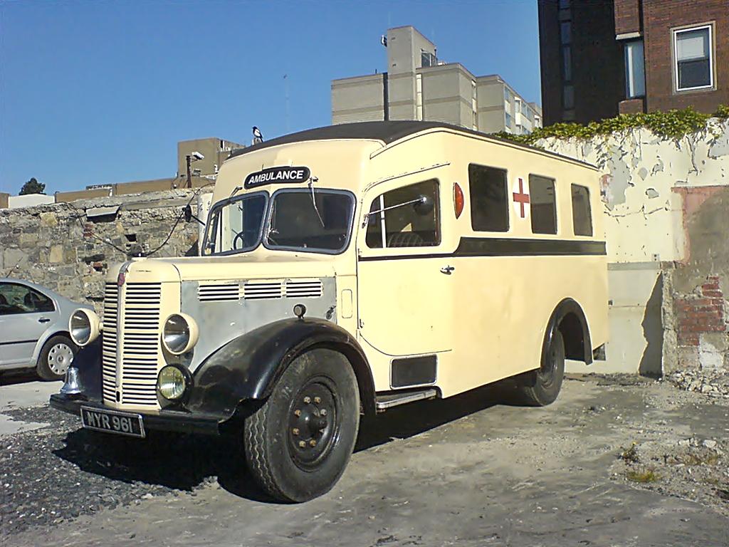 Ambulances For Sale >> Old Military Ambulance For Sale.html | Autos Weblog