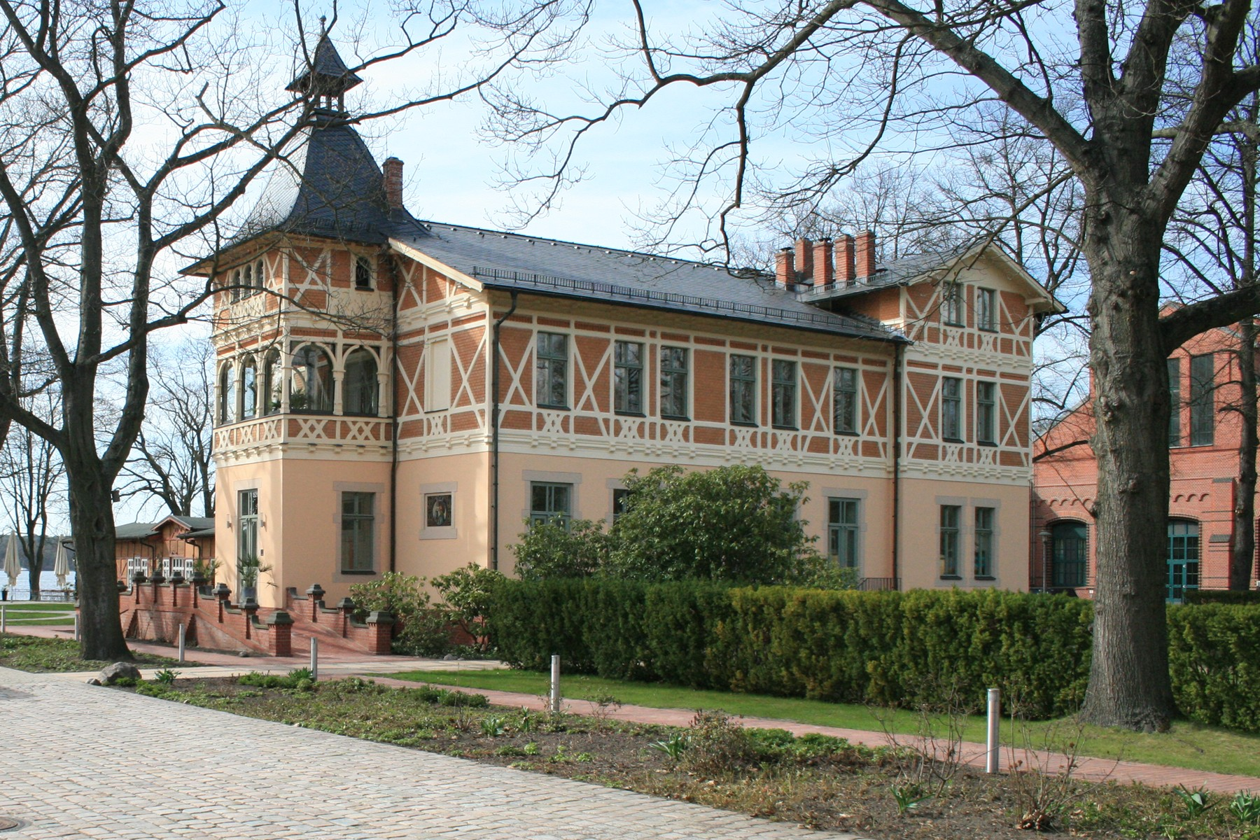 Sommerküche Wiki : Datei:berlin nikolassee kronprinzessinnenweg 21 ldl 09075581.jpg