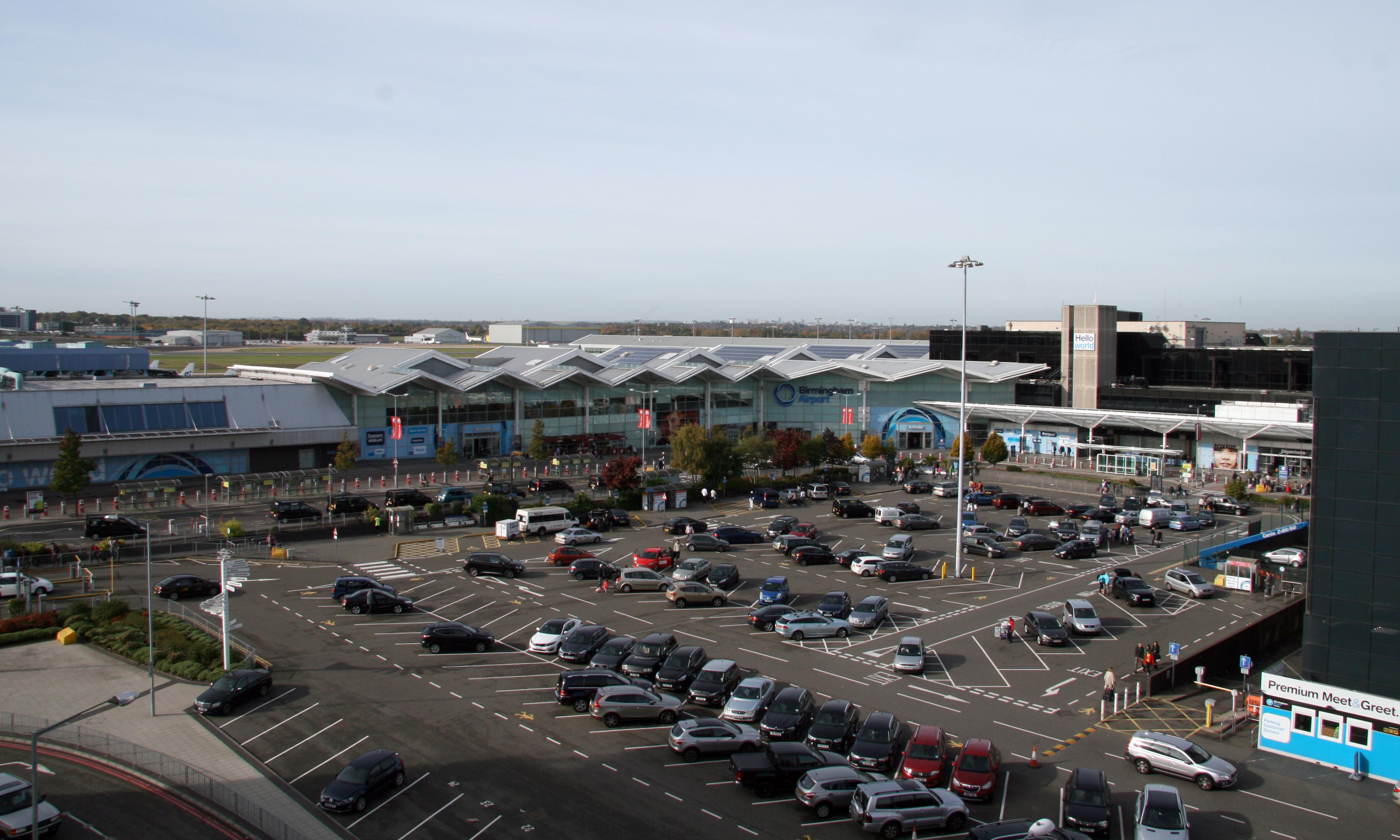 Birmingham airport wikiwand m4hsunfo