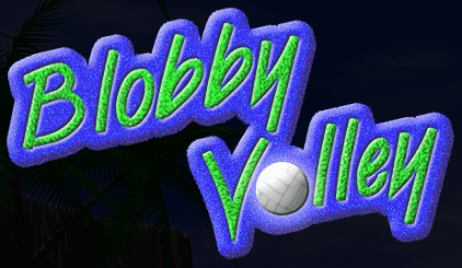 Blobby Volly